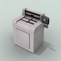3ds max film scanner