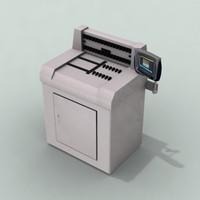 3ds max film scanner
