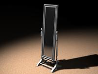 Floor Mirror.c4d