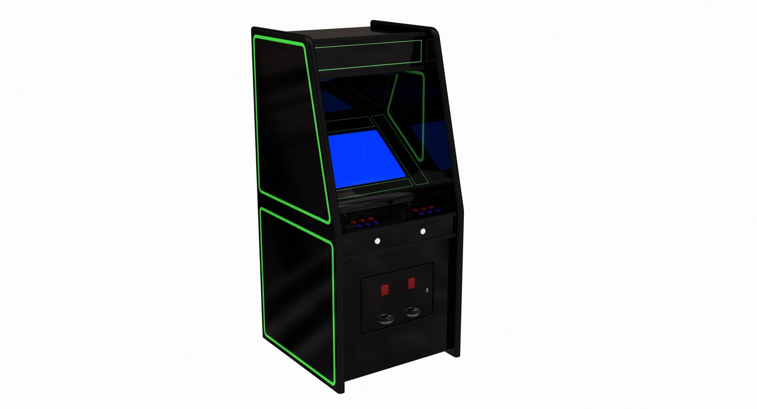 arcade standup 3ds
