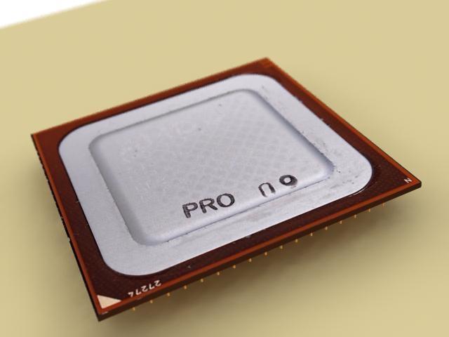 amd processor 3d max