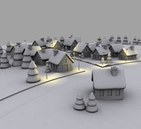 Snow Village Christmas