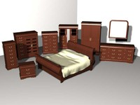 furniture quebec 3d