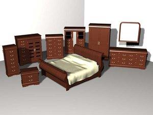 furniture quebec 3d