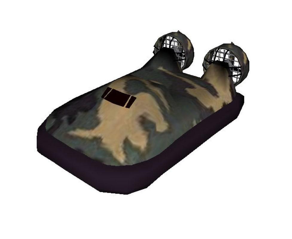 3d hovercraft