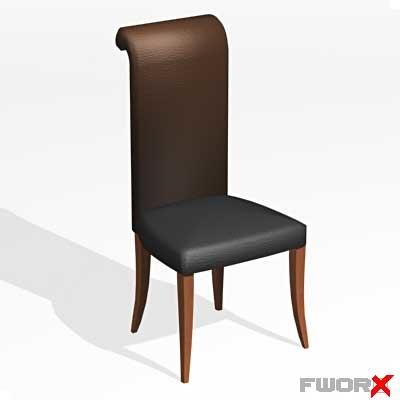 chair 3d max