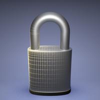 3d simple lock