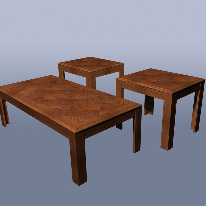 free max model coffee tables