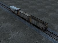 3d locomotive rails games