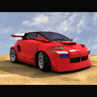 3d halyava toy car