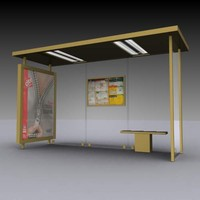 Bus Shelter 1
