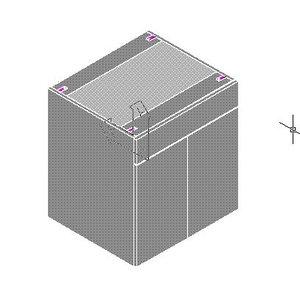 free furniture 3d model