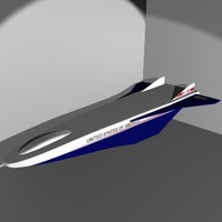 3d x-30 plane