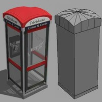 phone boxes uk
