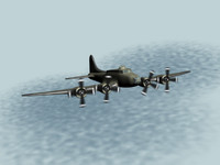 3ds max military aircraft