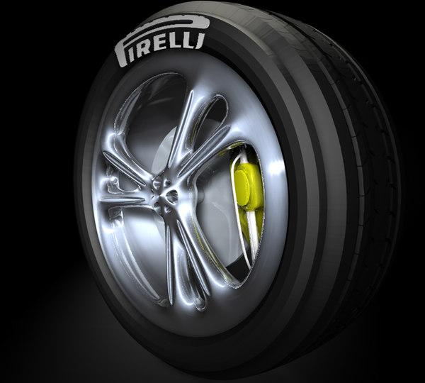 fbx car tire