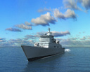 3ds max naval warship