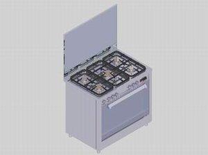 3d appliance model