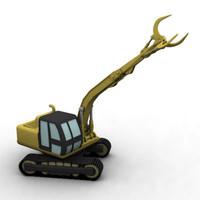 3d truck transport