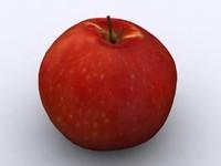 3d macintosh apple