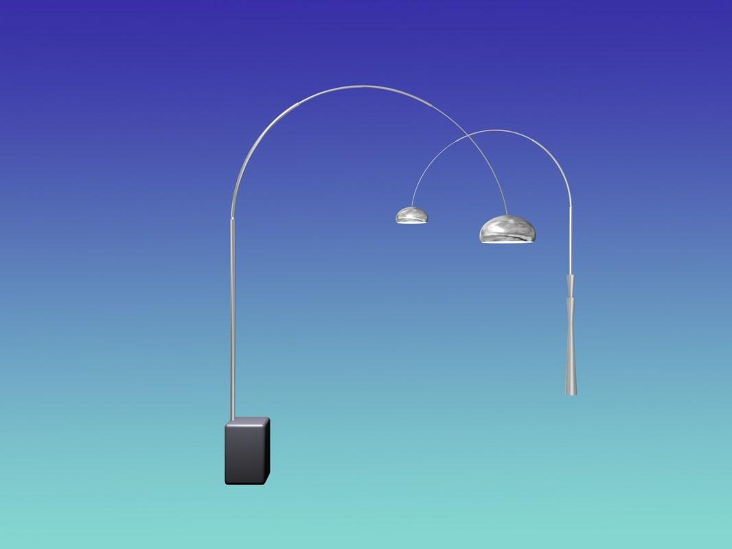 modern floor lamp max