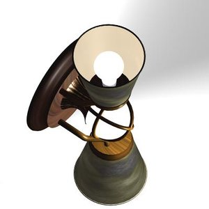 wall sconce 3d model