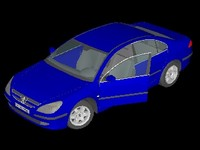 free cars 3d model