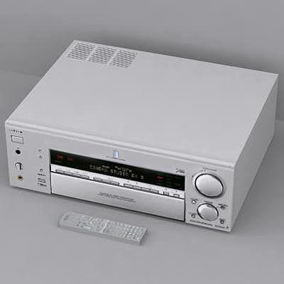 sony av receiver 3d model
