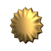 starburst star burst 3d 3ds