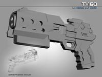maya gun