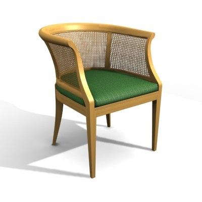 furniture armchair 3d max