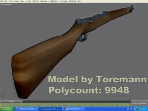 3d mosin nagant model