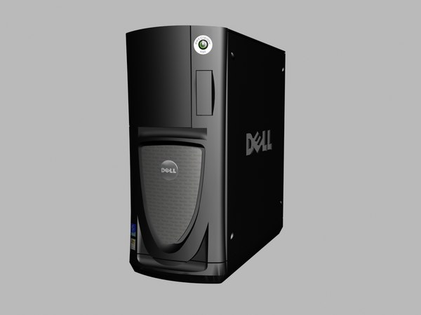 3d dell workstation