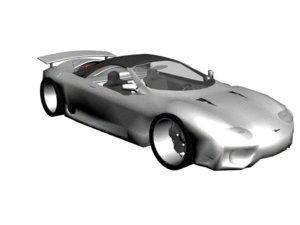 max car motor