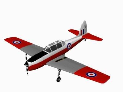 maya haviland trainer aircraft