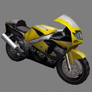 maya gsx600 motorcycle