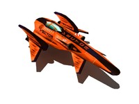 3ds racing ship