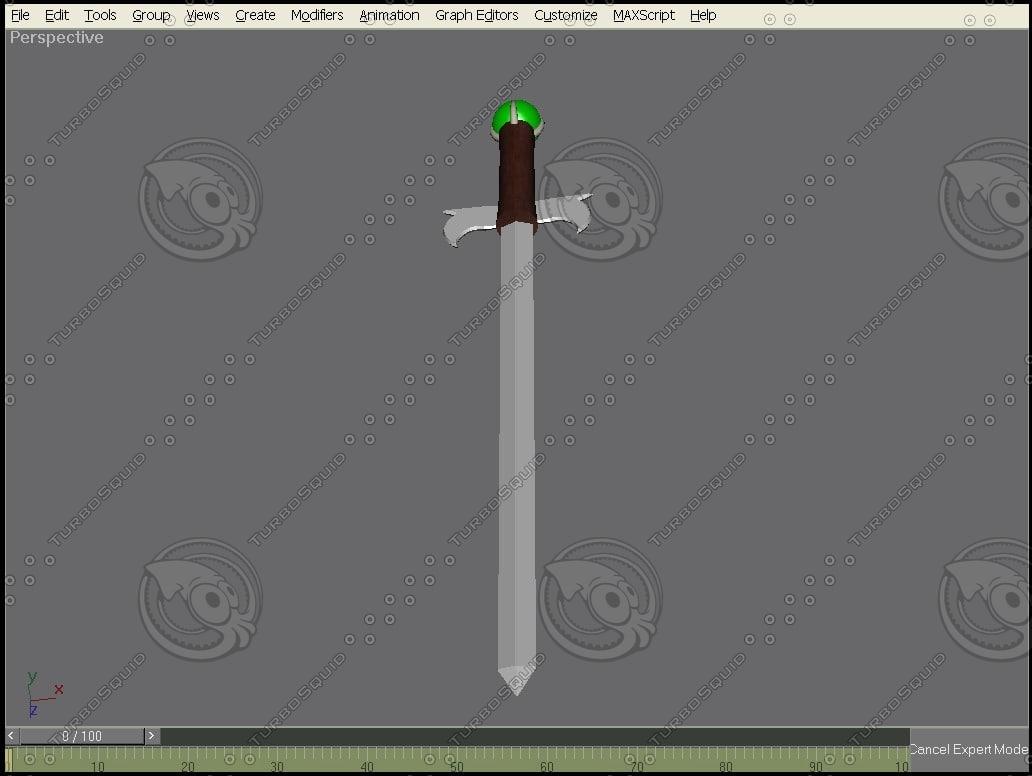 sword simple max