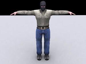 3d terrorist