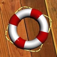 3d model lifesaver