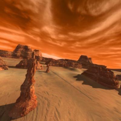 max western desert