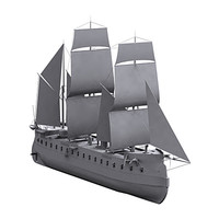 Low Poly - Ship - Ironclad