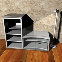 mobilier 3d model