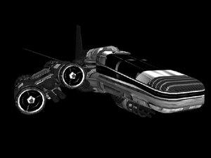 max banshee attack craft