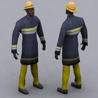 ch man fireman