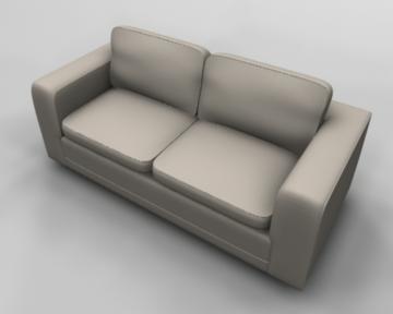 polygonal sofa sofa02 ma