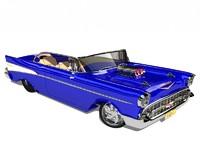 custom 1957 chevrolet belair 3d lwo