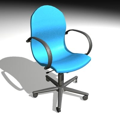 3ds chair furniture