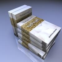 3d model riddle box