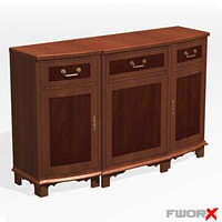 3ds max sideboard